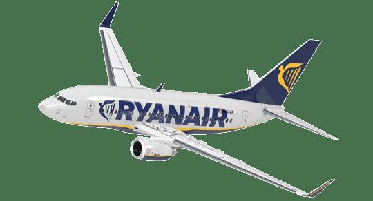 RyanAir letovi